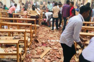 Estado Islámico se atribuyó autoría de atentados en Sri Lanka