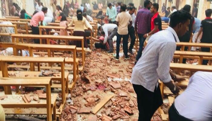 Más de 200 muertos y cerca de 500 heridos derivan de ola de atentados terroristas en la India