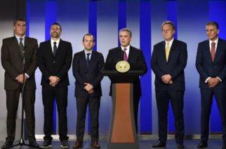 Iván Duque anunció apoyo del Gobierno a la candidatura de Colombia en la Copa América 2020