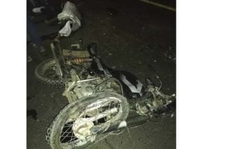 Joven valenciano encontró la muerte el domingo de resurrección tras accidente en moto