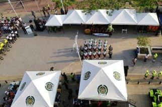 Policía de Montería dispondrá 146 uniformados durante la Semana Santa