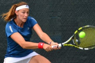 Mariana Duque se retira de tenis profesional