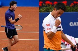 Nishikori y thiem ya están en los cuartos de final del Barcelona Open