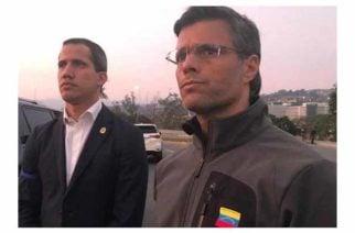 'Operación Libertad' de Guaidó y López es respaldada por la comunidad internacional
