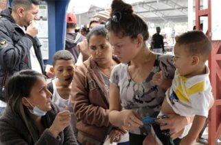 Organización Mundial de la Salud felicita a Colombia por tratamiento solidario a migrantes venezolanos