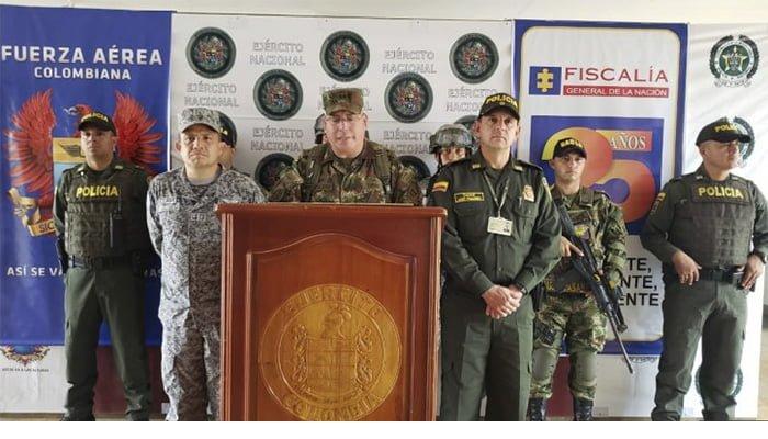 Otro golpe a las filas del ELN, capturados seis de sus integrantes