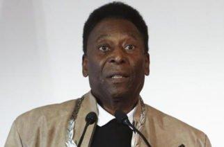 Pelé fue dado de alta tras ser operado en Brasil