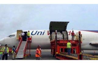 La CICR lleva el Primer cargamento de ayuda humanitaria a Venezuela