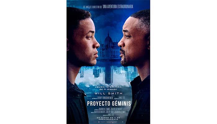 "Salió el tráiler de ""Géminis Man"", la película que grabó Will Smith en Cartagena"