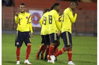 Selección Colombia Sub-20 ya tiene partidos amistosos confirmados