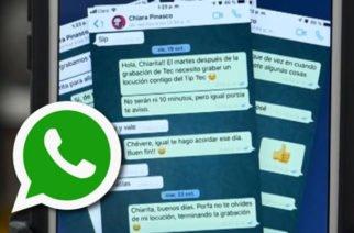 Si se podrá hacer capturas de pantalla en WhatsApp