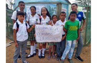 Vídeo: Por malos manejos de los recursos estudiantes de la  I.E San José del Pantano realizan plantón