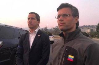 En proceso posible golpe de Estado en Venezuela