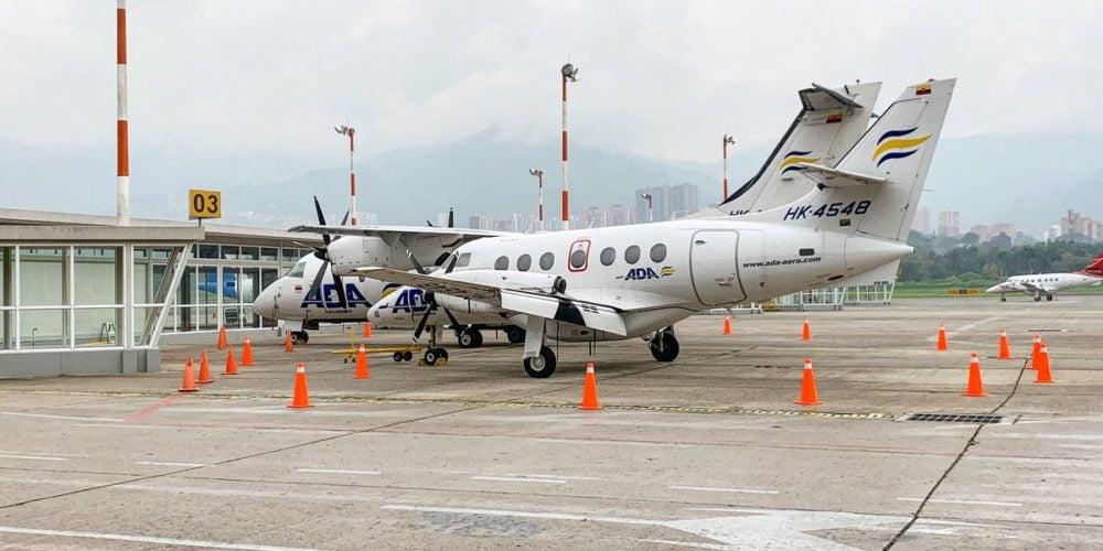 Director de Aerocivil anuncia cómo suplirán los vuelos tras cese de operaciones de ADA
