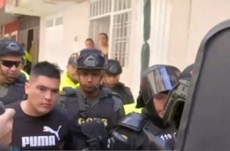 Capturan al novio de la chilena desaparecida en Santander que podría estar muerta