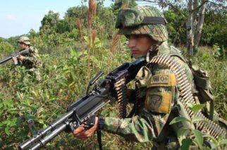 Ejército impidió ataque terrorista del Clan del Golfo en Puerto Libertador