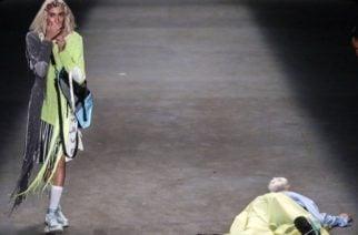 En video: Súbita muerte de un modelo brasileño durante desfile en Sao Paulo