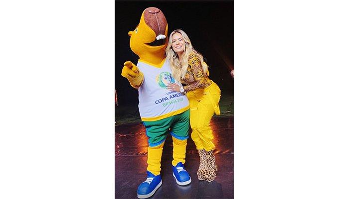 ¡Confirmado! Karol G será la cantante del tema oficial de la Copa América