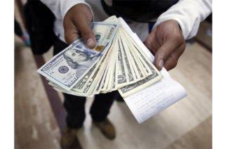 ¡Disparado! Por primera vez en tres años el dólar supera la barrera de los 3.300 pesos