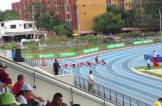 ¡Bravo Athala! 'La Gacela del Sinú' clasificó para los Nacionales de Atletismo
