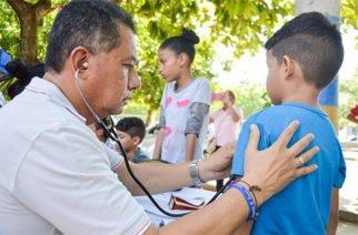 Afiliación obligatoria a niños venezolanos al sector de la salud estaría generando crisis