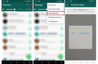 Ahora los código QR, son una nueva modalidad para acceder a sus datos de WhatsApp