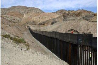 Alcalde de México detuvo la construcción de muro privado en la frontera con EE.UU.