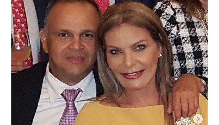 Asesinan a pareja de exreina colombiana por robarle un reloj Rolex