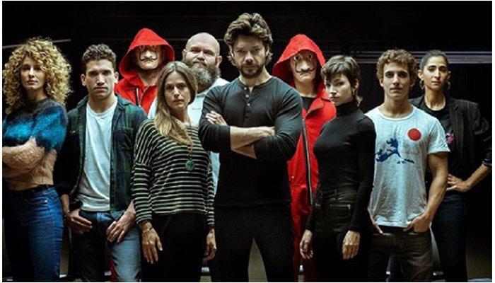 ¡Atención fanáticos! El Profesor de 'La Casa de Papel' explica por qué la banda vuelve a operar