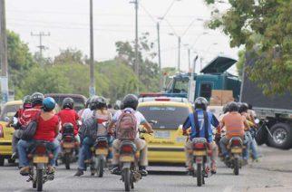 Córdoba es el quinto departamento con más motos matriculadas