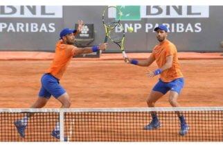 Cabal y Farah ascendieron a la segunda ronda de  Roland Garros