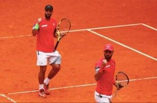 Cabal y Farah ya avanzaron a los cuartos de final del Master 1.000 de Roma