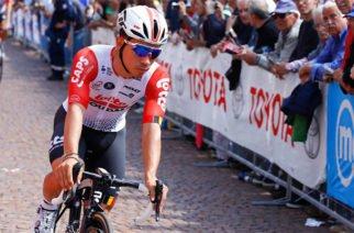 Caleb Ewan, ganador de la undécima etapa del Giro de Italia