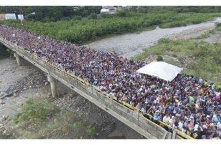 Cancillería hace un llamado de atención por falta de ayuda económica para atender fenómeno migratorio