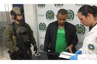 Capturan a 'Olindillo', el narco que habría pagado 1 millón de dólares para colarse en la JEP