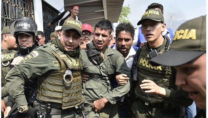 Colombia presenta plan de atención para desertores venezolanos en el país