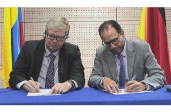 Colombia y Alemania fortalecen cooperación en materia de educación, ciencia y tecnología