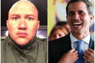 Conductor  chavista de programa de TV intentó sabotear a Guaidó y quedó en ridículo