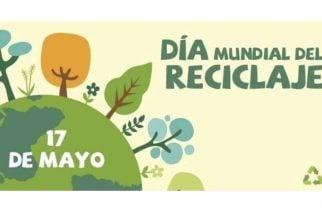 ¡El planeta lo pide! Hoy se celebra el Día Mundial del Reciclaje