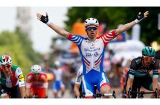 Démare, ganador de la décima etapa del Giro de Italia
