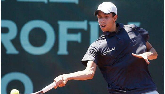 Daniel Galán se impuso en las clasificatorias del Roland Garros
