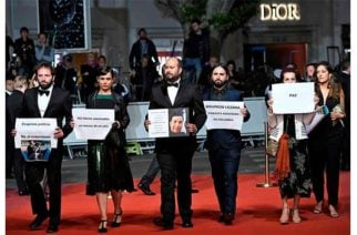 Directores de cine protestaron en Cannes por asesinato de cineasta colombiano