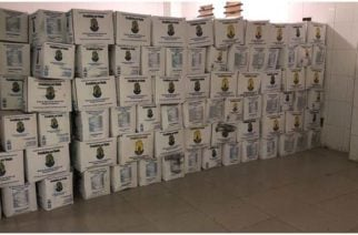 Distribuyen ayuda humanitaria para enfrentar sequía en Córdoba