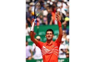 Djokovic debutó en el Master 1.000 de Madrid