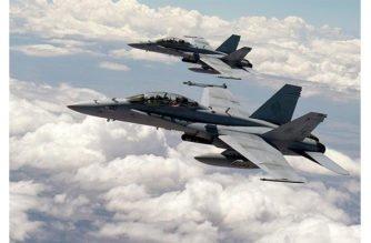 EE.UU. intercepta aviones militares rusos cerca de Alaska