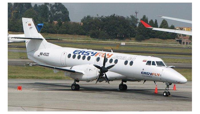 Easyfly con aval de Aerocivil para realizar ruta Montería-Panamá