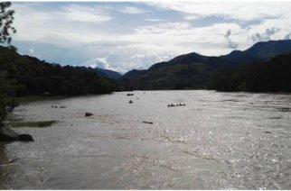 En alerta roja se encuentran ríos del Urabá antioqueño