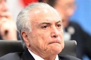 Expresidente de Brasil vuelve a ser detenido