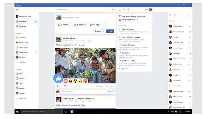 Facebook prevalecerá  contenidos de los amigos frecuentes