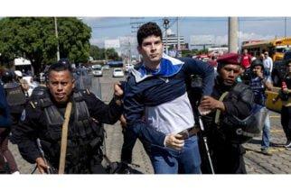 Gobierno de Nicaragua debe liberar antes del 18 de junio a todos los presos por protestas
